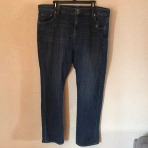 Plus size Lucky Jeans Emma straight